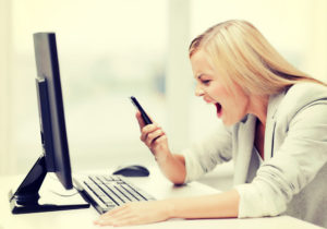 Causes of unresponsive smartphone