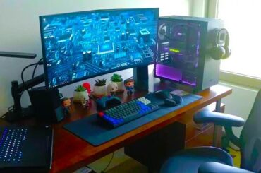 Gaming PC Setup